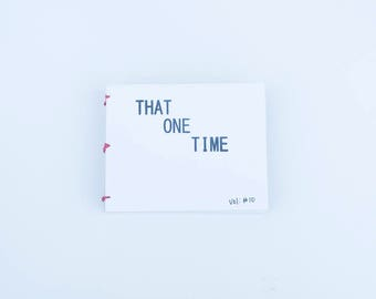 That One Time vol:10