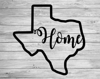 Texas Home Custom Order