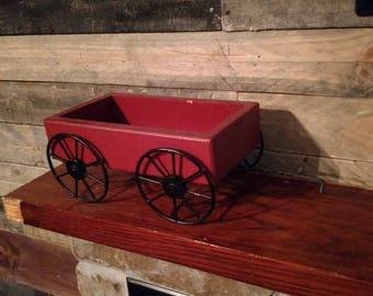 Red wagon!!!?