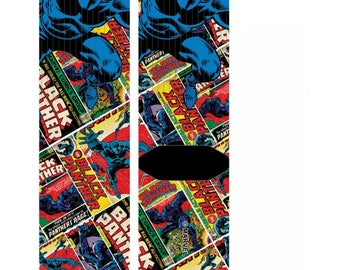 Black Panther Socks (New, Free Shipping For Additional Products, 1 Pair)