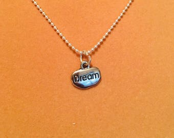 Silver Dream Charm necklace