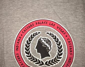 grey las vegas caesars palace graphic tee
