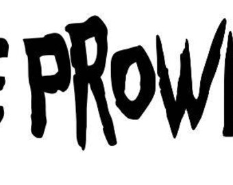 The Prowler Horror Halloween Vinyl Car Decal Bumper Window Sticker Any Color Multiple Sizes