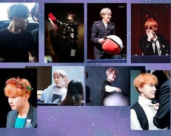BTS Photocards (8pc)