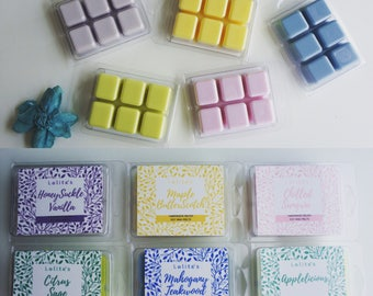 Any 5 Handpoured Scented Soy Wax Melts