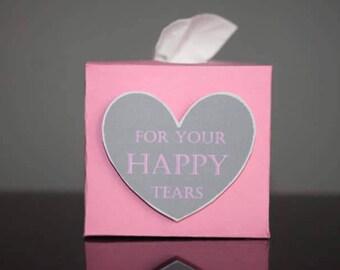 Happy Tears Favours