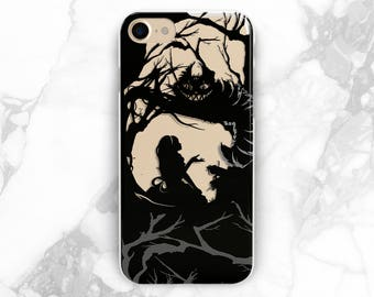 Alice In Wonderland iPhone X Case Disney Phone Case Alice Phone Case Disney Phone Case iPhone X Case Disney iPhone 7 Case Disney iPhone 8
