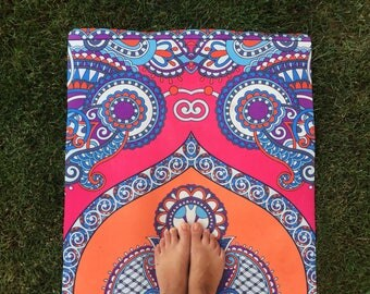 Yogamat magic carpet