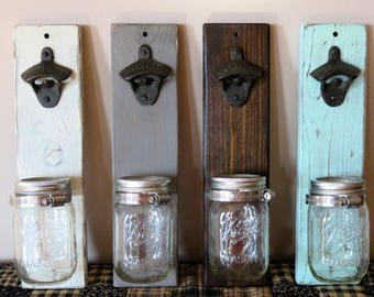Beer Bottle Opener, Cast Iron Beer Bottle Opener, Wall Mounted Bottle Opener, Rustic home decor, farmhouse decor