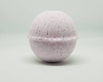 Strawberry Shortcake Bath Bomb