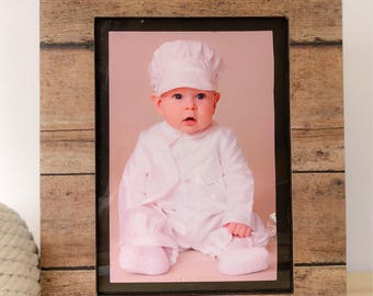 Dad Gift Picture Frame Father's Day Gift Daddy's little Buddy Frame Gift for Dad Daddy picture frame Father's Day gift from Daughter Son