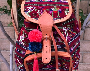 Boho Nebaj Backpack