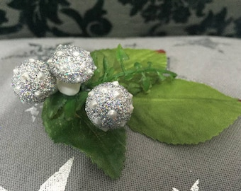 One of a Kind - Woodland Fairy / Pixie Hair Clip Accessories
