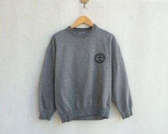 Vintage Grandslam Munsingwear Sweatshirt Embroidery Small Logo