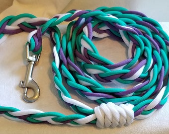 Glow in the dark Paracord Dog Leash