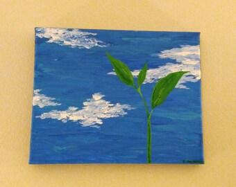 Painting - Tea Leaf