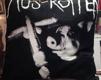 """Aus Rotten Rotten Agenda 18"""" Pillowcase pillow"""