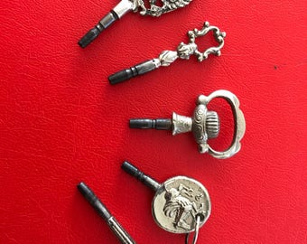 Antique Watch Keys