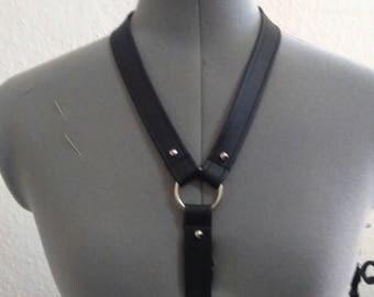 Fauxleather Harness