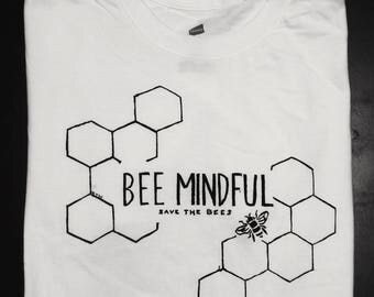 Bee Mindful T shirt