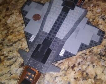 Megabloks space ship