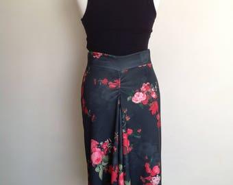 Agentine tango skirt in small- medium size