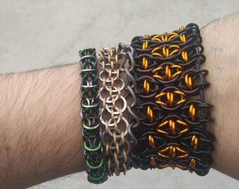 Celtic cuff bracelets