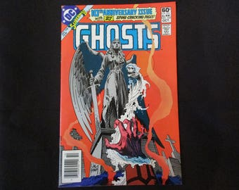 Ghosts #105 D.C. Comics 1981