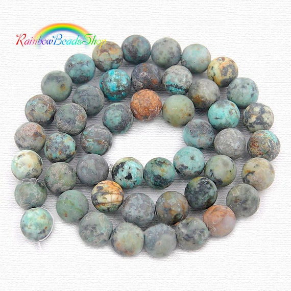 5Strand Round Frosted Natural TaiWan Jade Bead Strands For Jewelry Making Beads