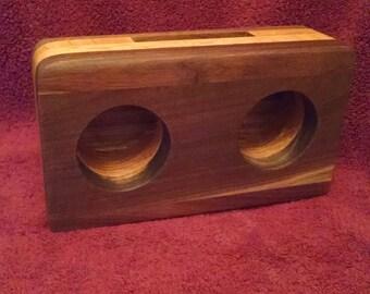 Handmade Phone / iPod Amplifier