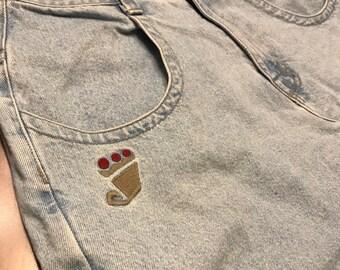 Vintage jnco jeans shorts!!!! Size 31