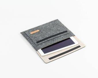 Tablet bag, tablet case, tablet cover, e-book reader case, MacBook, Apple, Samsung, sizes XS-S-M-L-XL [Esma size S]