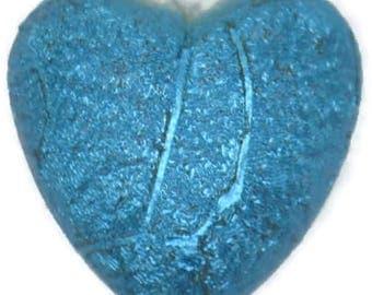 heart pendant, blue pendant, acrylic pendant, cheap pendant, pendant for child, child pendant, cheap child pendant