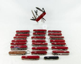 Victorinox Swiss Army Knives - Lot of 24