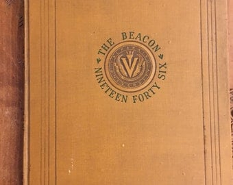 1946 The Beacon Valparaiso University Yearbook