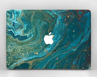 Glitter MacBook Pro Gold Skin MacBook Marble MacBook Skin MacBook Decal Laptop Decal Laptop Case Marble MacBook Pro Case MacBook Pro Decal
