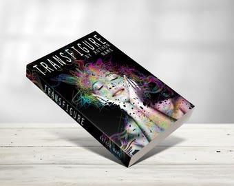 Premade ebook and print Book Cover - Transfigure