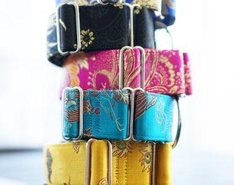 THE ROYAL CLUB - Martingale collar, collar subscription, sighthound collar, Greyhound collar, Saluki collar, Galgo collar, Whippet collar