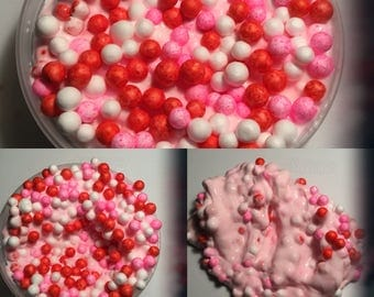 Valentine's Day Crunch Floam *COMES WITH EXTRAS!*