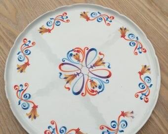 Very nice France porcelain dish