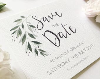 Rosalind (Printable) Save the Date