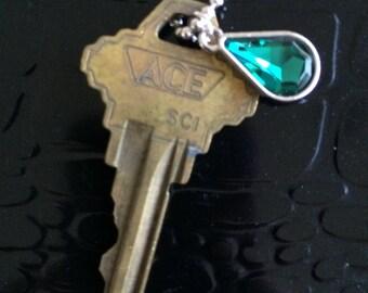 Keys to Where? - Key #6