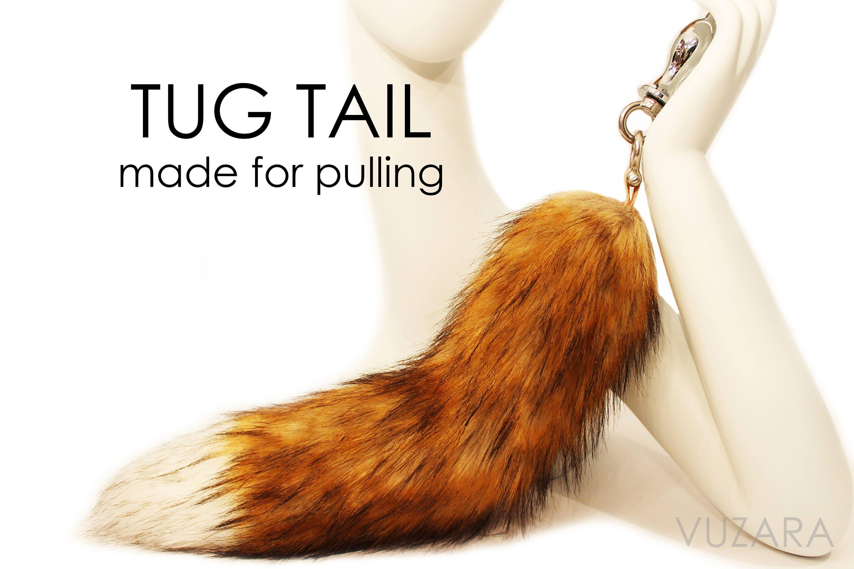 Tail Butt Plug Fox Tail Butt Plug Exclusive Tug Tail