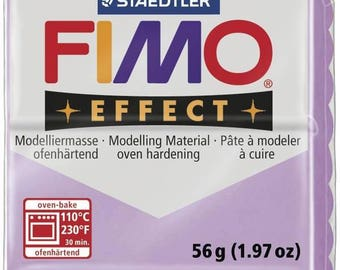 57 g Pastel lilac 8020.605 - Fimo Effect polymer clay