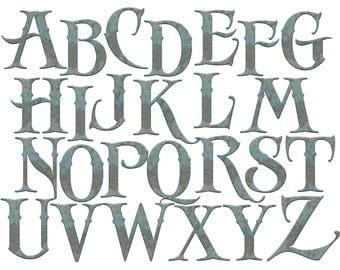 Old english alphabet etsy alphabet clip rt old english alphabet letters and numbers clipart rustic alphabet thecheapjerseys Choice Image