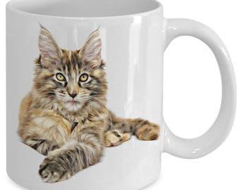 Diva Cat Mug