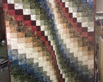 4X6 Bargello Wall Hanging