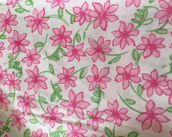 Lilly Pulitzer Lazy Daisy Printed Fabric, 2 of 3