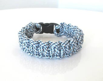 Artic Paracord COBRA survival bracelet