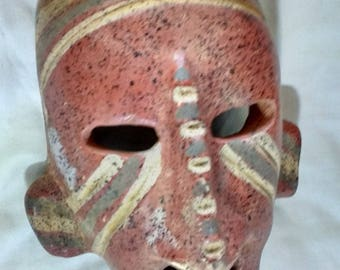 South American/African clay mask